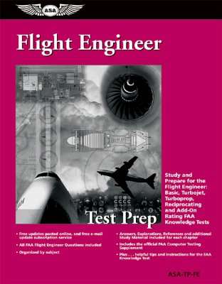 Flight Engineer Test Prep By Federal Aviation Administration